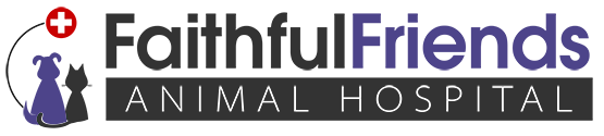 Faithful Friends Animal Hospital Logo